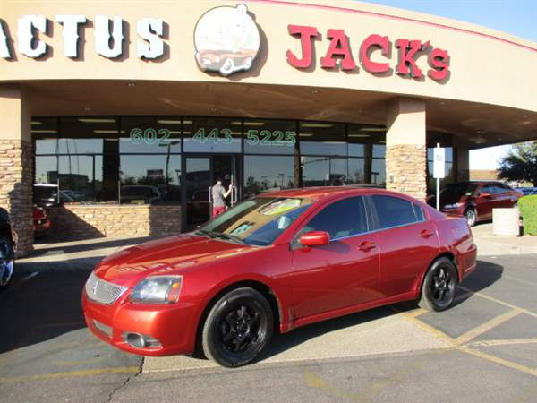 Pre-Owned 2011 MITSUBISHI GALANT 4DSD