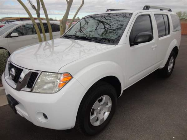 Pre-Owned 2011 NISSAN PATHFINDER 4DSW