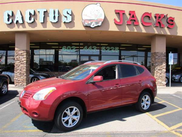 Pre-Owned 2009 NISSAN ROGUE 4DSW