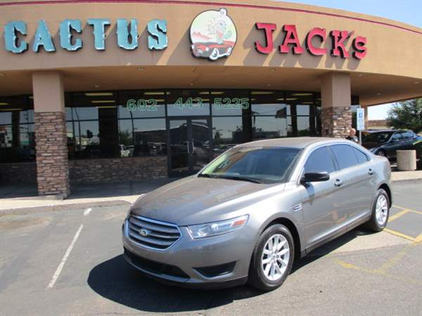 Pre-Owned 2014 FORD TAURUS 4DS