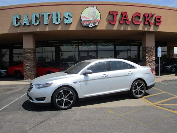 Pre-Owned 2014 FORD TAURUS 4DSD